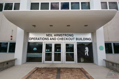 Operations and Checkout Building