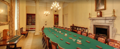 Cabinet Room at Number 10
