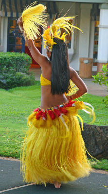 Dancing the ote'a